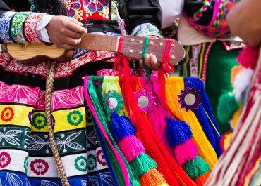 Inti Raymi Festival in Peru